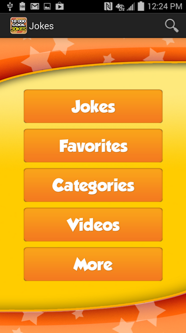 Top 10 Android Apps For Jokes 2015